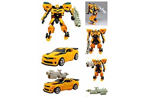 ACTION Movie Transformers Revenge of The Fallen Human Alliance Bumblebee Figure