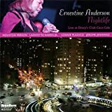 echange, troc Ernestine Anderson, Jerome Jennings - Nightlife : Live At Dizzy'S Club Coca Cola