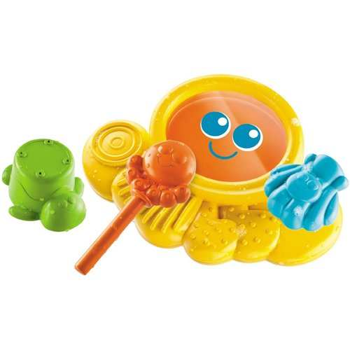 B Kids Bathtime Octopus Music Maker Bathtub Toy (Discontinued by Manufacturer)