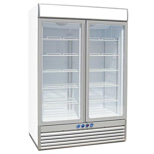 Conglateur-armoire-2-portes-pour-1236Lt-Vin-et-boissons
