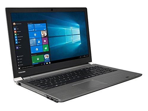 "Toshiba Tecra A50-C-1H2 2,3GHz I 5-6200U 15,6"" 1366 x 768Pixels Acier Inoxydable"