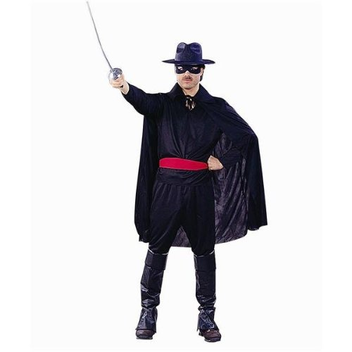 [Masked Bandit 70 D Interlock (Standard;One Size)] (Masked Bandit Costume)