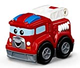 Mega Bloks 80403 Tiny N Tuff Buildables Firefighting Freddy Fire Engine Vehicle