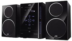 JVC UX-GN 5 Kompaktanlage (CD-Player, UKW-Tuner, 2-Wege Lautsprecher 120 Watt)