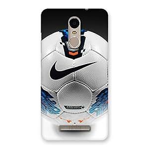 Special Soccer Multicolor Back Case Cover for Xiaomi Redmi Note 3