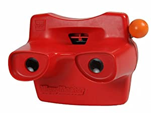 amazon   red classic viewmaster 3d viewer and collector