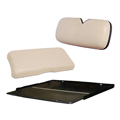 E-Z-Go 750265Pkg Rxv Economy Flip Seat Kit, Oyster