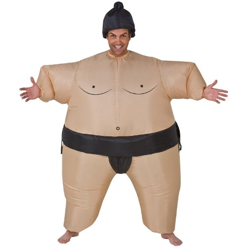 Gemmy - Inflatable Sumo Adult Costume