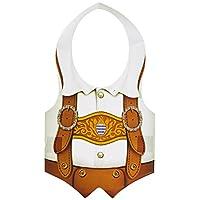 Plastic Oktoberfest Vest
