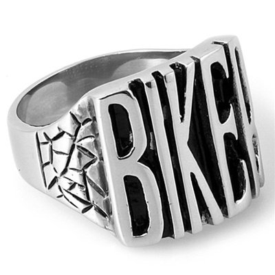 Biker Rings for men (SIZE 11) - Motorcyle gear jewelry. Chopper Mens rings size 8, size 9, size 10, size 11, size 12, size 13. Gothic Jewelry - Gothic Rings for men. (11)