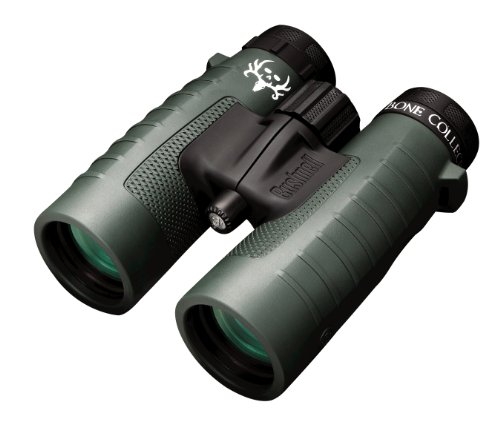 Bushnell 234210 10x42 Green Roof Trophy Binoculars