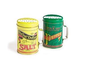 Fox Run Nostalgic Salt and Pepper Shakers Set by Fox Run