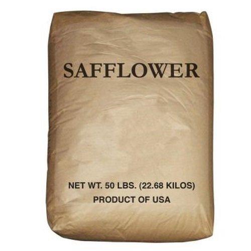 Shafer Seed Safflower Seed Wild Bird Food, 50-Pound