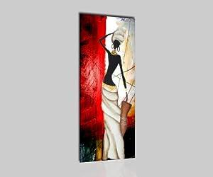 Quadri moderni olio su tela dipinti a mano etnici donna for Amazon quadri