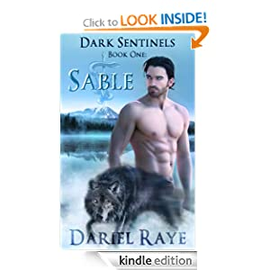 """Sable"" - ""Dark Sentinels"" Book One"