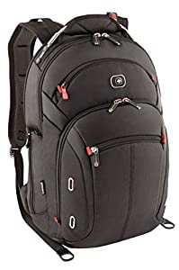 Wenger 600627 GIGABYTE MacBook Pro Backpack with iPad Pocket, 15 Inch by Wenger