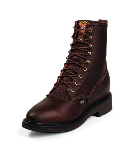 Justin Orginal Stampede Work Boots For Men