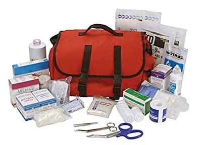 Tactical First Aid Kit: Medique 73901 Standard Trauma First Aid Kit by Medique Products
