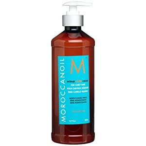 Moroccanoil Intense Curl Cream, 16.9-Ounce Bottle