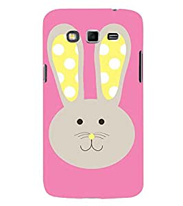 Meow Cat Girly 3D Hard Polycarbonate Designer Back Case Cover for Samsung Galaxy Grand 2 G7102 :: Samsung Galaxy Grand 2 G7106