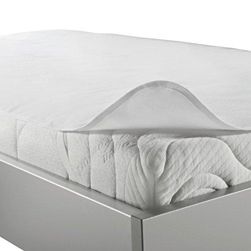 BNP duo-protect Maxi Nässeschutz Auflage für 23-30 cm hohe Matratzen 200x200 cm thumbnail