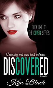 DISCOVERED (The Cover Series - Novella)