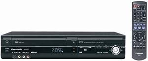 Panasonic DMR-EZ48VP-K 1080p Upconverting VHS DVD Recorder with Built In Tuner