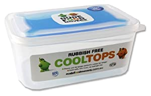 Smash 602092 Lunch-Box / Multifunktionsbox extra groß mit Kühlfunktion, 1800 ml