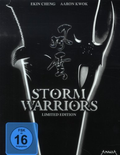 Storm Warriors (Limited Steelbook Edition) [Blu-ray] [Limited Edition]