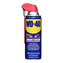 WD-40 Multi-Use Product Spray with Smart Straw, 12 oz.