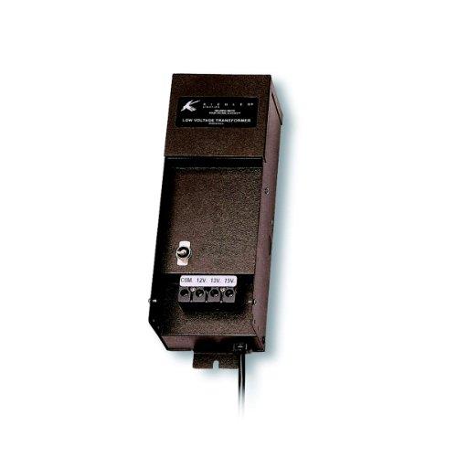 Kichler Landscape Lighting Manual : Kichler m azt manual series watt transformer