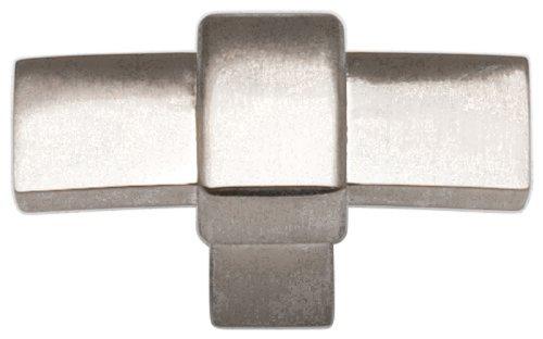 301-BRN Buckle Up Collection 1.8-Inch Knob, níquel cepillado