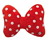 Disney Minnie Mouse Oh My Bow Shaped Cushion