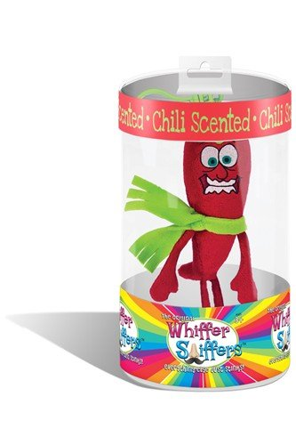 "Whiffer Sniffers Chilly Hot Pepper Collectible 4"" Backpack Clip"
