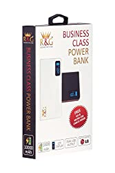 R&G BIS Certified Business Class Power Bank 10000mAh