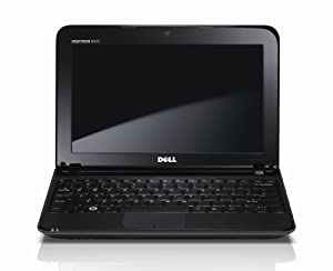 Dell Inspiron Mini 1018 4034CLB Netbook (Clear Black)