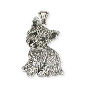 Yorkshire Terrier Yorkie Pendant Jewelry