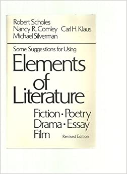 essay elements literature