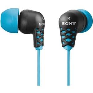 Sony MDR-EX37B/BLU Earbud Style Headphones