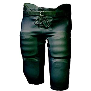Buy Adams Youth Football Practice Pant with Sewn In Pad-(7 piece pad set) by Adams USA