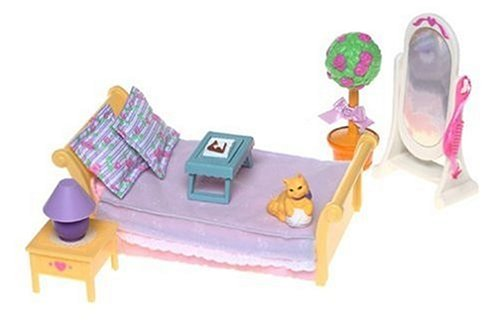 Loving Family Dollhouse Parents Bedroom