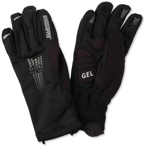 Gore Bike Wear Men's Xenon Soft Shell Windstopper Thermo Glove (Black, XX-Large)