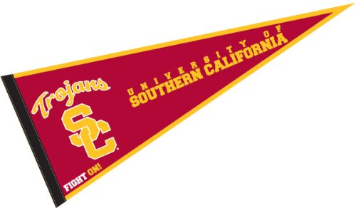 USC Pennant Full Size Felt