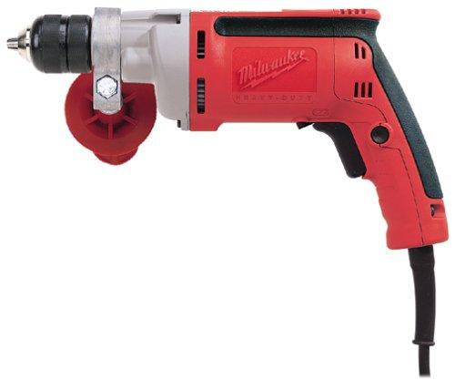 Milwaukee 0201-20 7 Amp 3//8-Inch Drill with Keyless Chuck