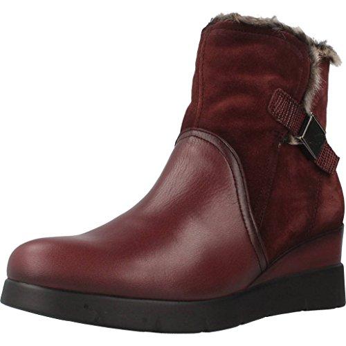 Stivali per le donne, color Borgogna , marca HISPANITAS, modelo Stivali Per Le Donne HISPANITAS LOIRA Borgogna