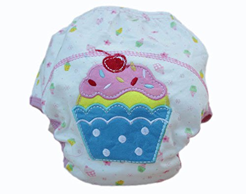 Cake Baby Diaper Cotton Waterproof Nappies Summer Training Pants For Toddler Boys Girls Baby Clothes Nappy front-930867