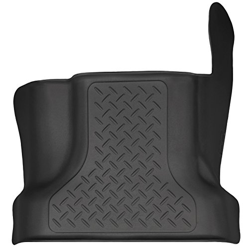 Husky Liners 83361 Weatherbeater Series Black Center Hump Floor Liner (Husky Floor Mats Ford F250 compare prices)