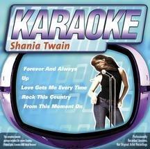 Karaoke: Songs By Shania Twain