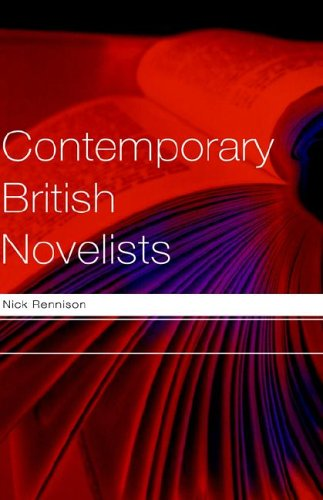 Contemporary British Novelists (Routledge Key Guides)