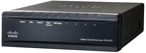 Cisco Dual Gigabit WAN VPN Router (RV042G-NA)
